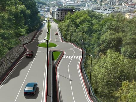 "Infrastructures ""a l'Andorrana""..."