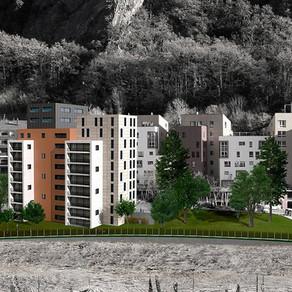 Edifici d'habitatges de preu assequible