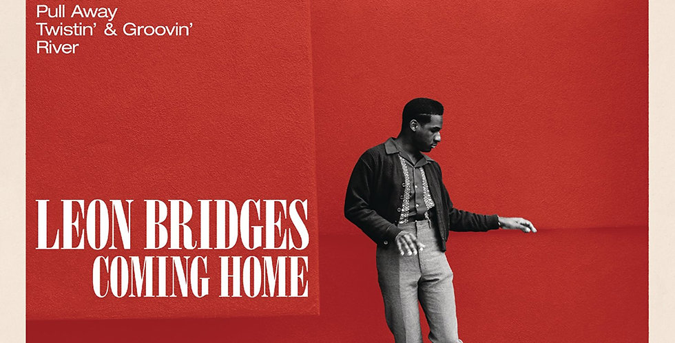 Leon Bridges - Coming Home (novo)