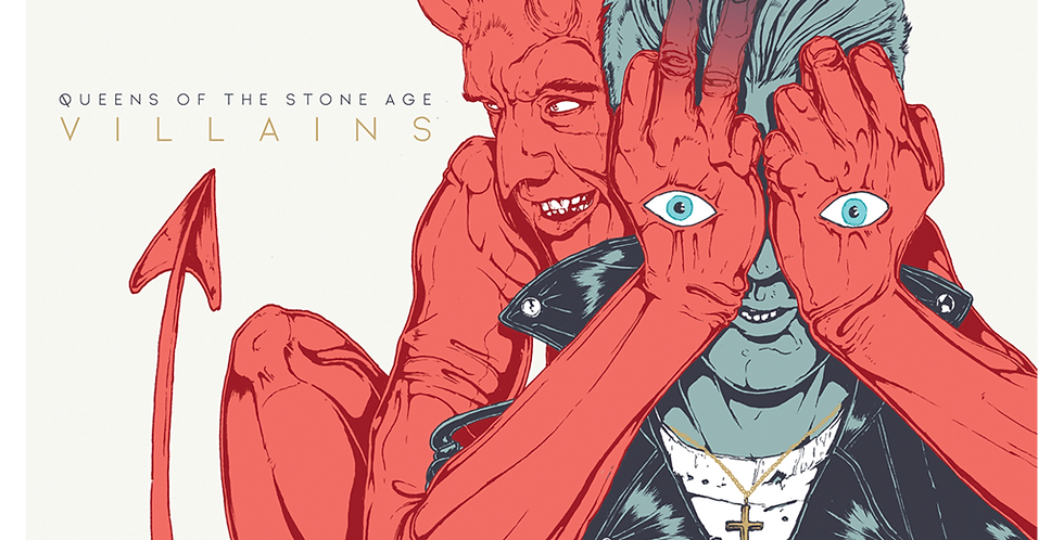 Queens of the Stone Age - Villains (novo)