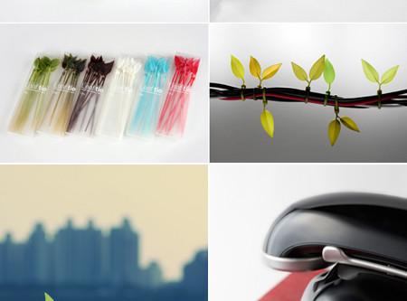 :: leaf tie ::