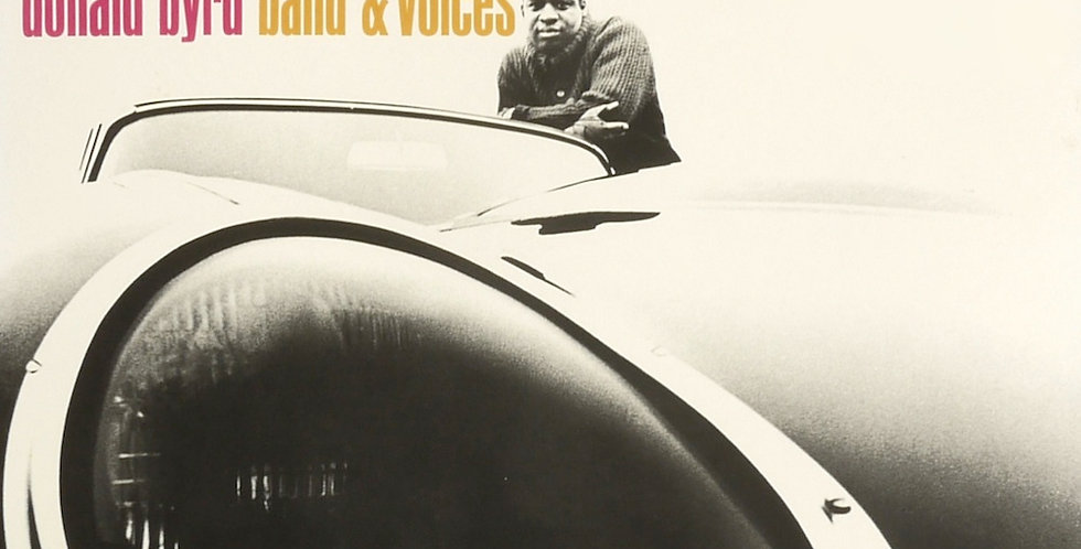 Donald Byrd - A New Perspective (novo)