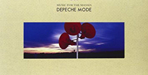 Depeche Mode – Music For The Masses (novo)