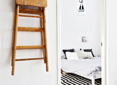 :: decorando com escadas ::