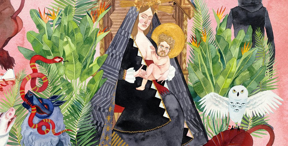 Father John Misty - I Love Your Honeybear (novo)
