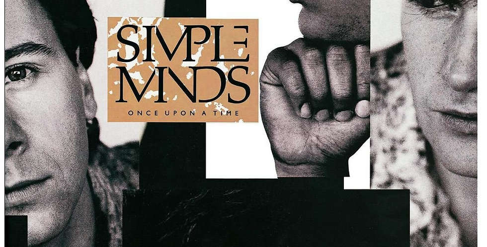 Simple Minds - Once Upon A Time (usado)