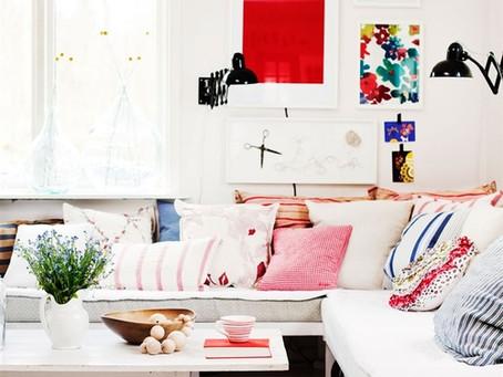:: cores pela casa ::