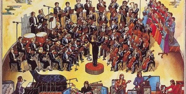 Procol Harum – Live With The Edmonton Shymphony Orchestra (usado)