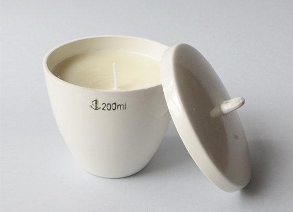 vela | pote cerâmica