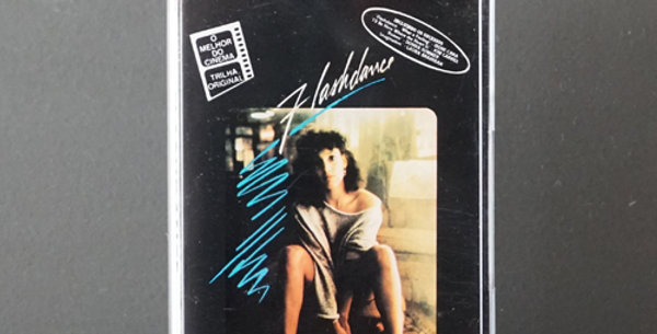 Flashdance - Soundtrack (usado)