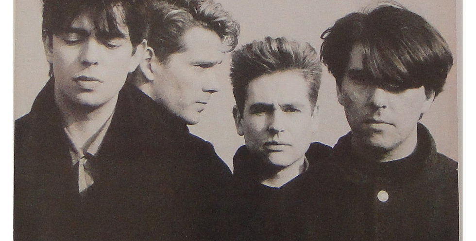 Echo & The Bunnymen - Echo & The Bunnymen (usado)