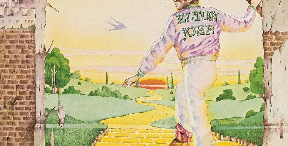 Elton John – Goodbye Yellow Brick Road (usado)