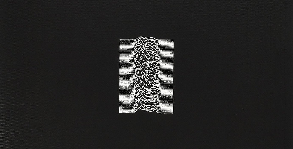 Joy Division – Unknown Pleasure (novo)
