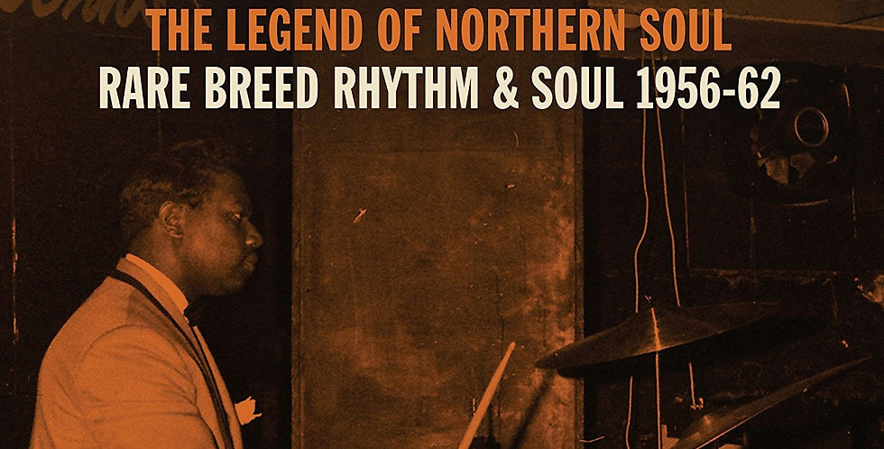 Back To The Beat - The Legend Of Northern Soul (novo)