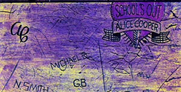 Alice Cooper – School's Out (usado)