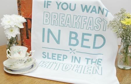 :: breakfast in bed ::