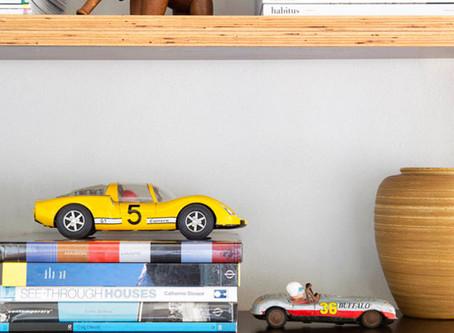 :: objetos que decoram ::