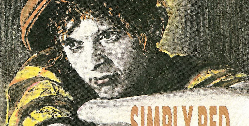 Simply Red - Picture Book (usado)
