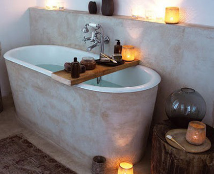 :: banho relaxante ::