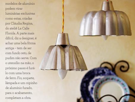 :: luminárias e muita criatividade ::