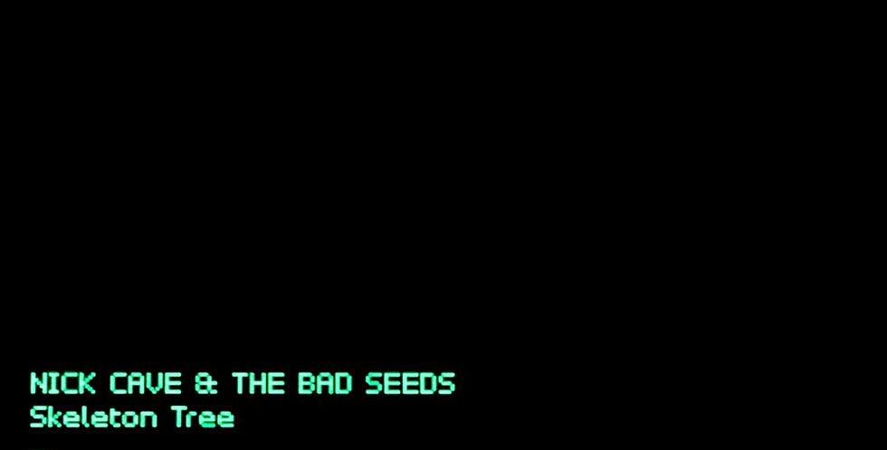 Nick Cave & The Bad Seeds - Skeleton Tree (novo)