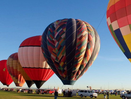 Event: Arizona Balloon Classic