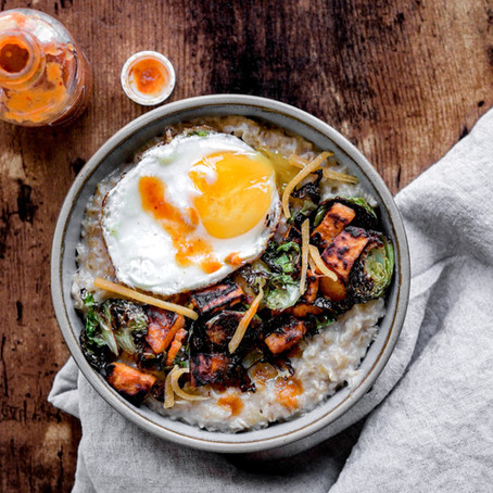 Recipe: Savory Northerly Oat Bowl
