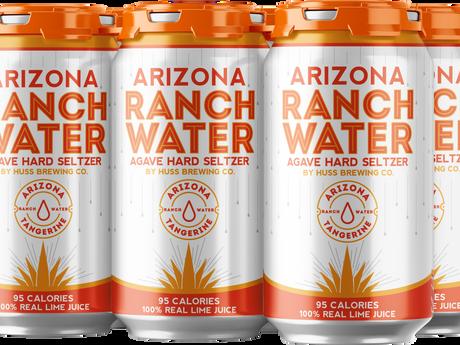Huss Brewing Co.: Arizona Ranch Water