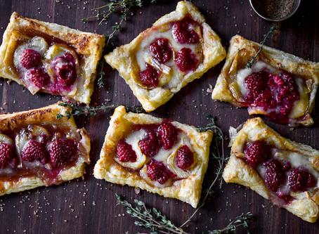 Recipe: Raspberry Dorothy's Creamery Tarts