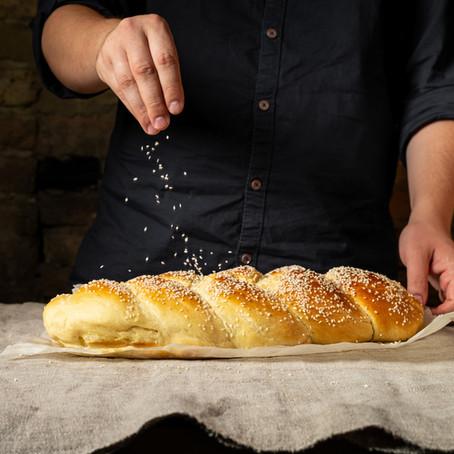 Recipe: Challah and 2020 Challah Bake