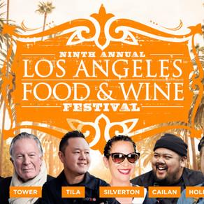 9th annual Los Angeles Food & Wine, August 22-25