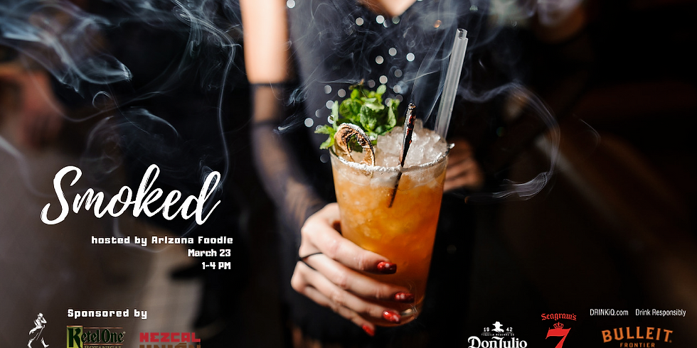 Smoked Hosted by Arizona Foodie
