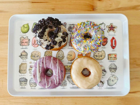 SoJo Donuts: Fun And Flavorful