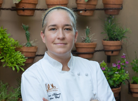 REBECCA TILLMAN NAMED EXECUTIVE CHEF AT LON'S AT THE HERMOSA