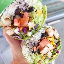 Burrito: Chicken