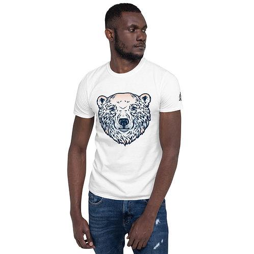 Arctic Bear Short-Sleeve Unisex T-Shirt