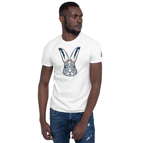 Arctic Rabbit Short-Sleeve Unisex T-Shirt