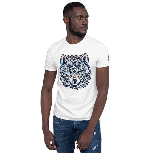 Arctic Wolf Short-Sleeve Unisex T-Shirt