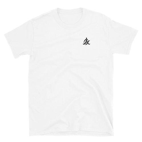 Crucifix Short-Sleeve Unisex T-Shirt