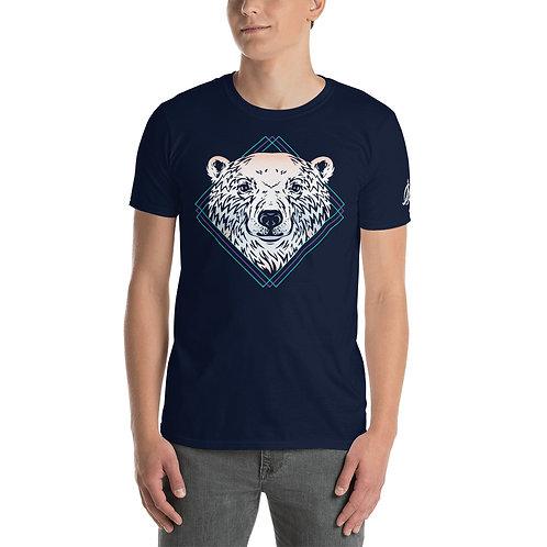 Limited Edition Arctic Bear Short-Sleeve Unisex T-Shirt