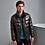 Thumbnail: Men's Sásta Wear Black Sloper Padded Jacket