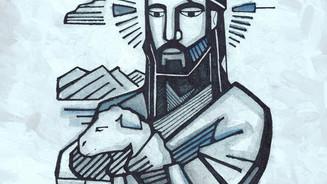Jesus Buen Pastor Mty textura 2016`