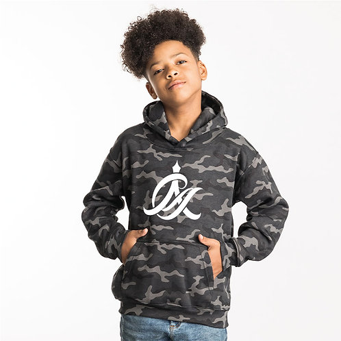 copy of Kids Green Camo GërdAnthony Hoodie