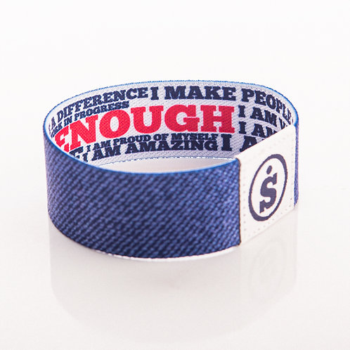(Charity Item) Positivity Fashion Wristband