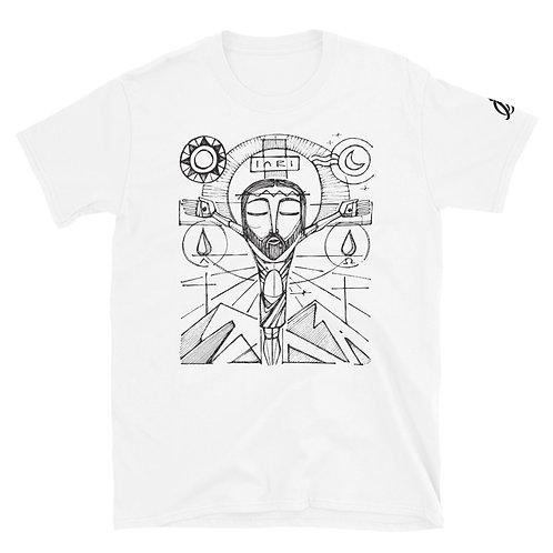 Jesus of the Cross Short-Sleeve Unisex T-Shirt