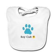 Organic Baby Bibs Boy Cub Blue.jpg