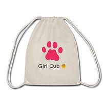 Cotton Drawstring Bag girl cub pink.jpg