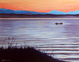 Last Catch (Smelt Bay, Cortes Island) by Daina Deblette.jpg