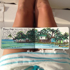 Creative Journal Sketch by Daina Deblette.jpg