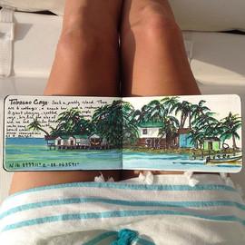 Creative Journal Sketch by Daina Deblette.jpg